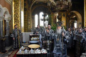 УПЦ КП варить миро з єрусалимських та афонських масел
