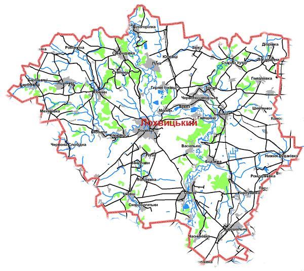 Історична довідка Лохвицького району